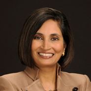 Padmasree Warrior of Cisco Picture credit - Cisco