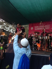 Pacific Mambo Orchestra at San Jose Jazz Summerfest 2014