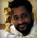 Academy Award Winner Resul Pookutty