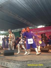 Bootsy Collins at San Jose Jazz Summerfest 2014