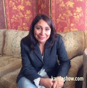 Haifaa al-Mansour copyright Kamlashow.com
