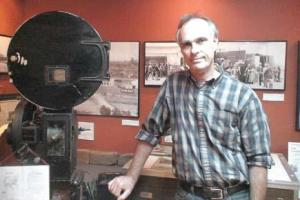David Kiehn at Niles Canyon Museum