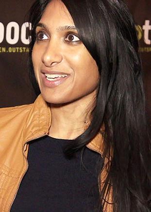 Geeta V Patel on Meet The Patels
