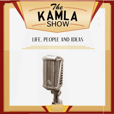 Kamla Show Podcast Art