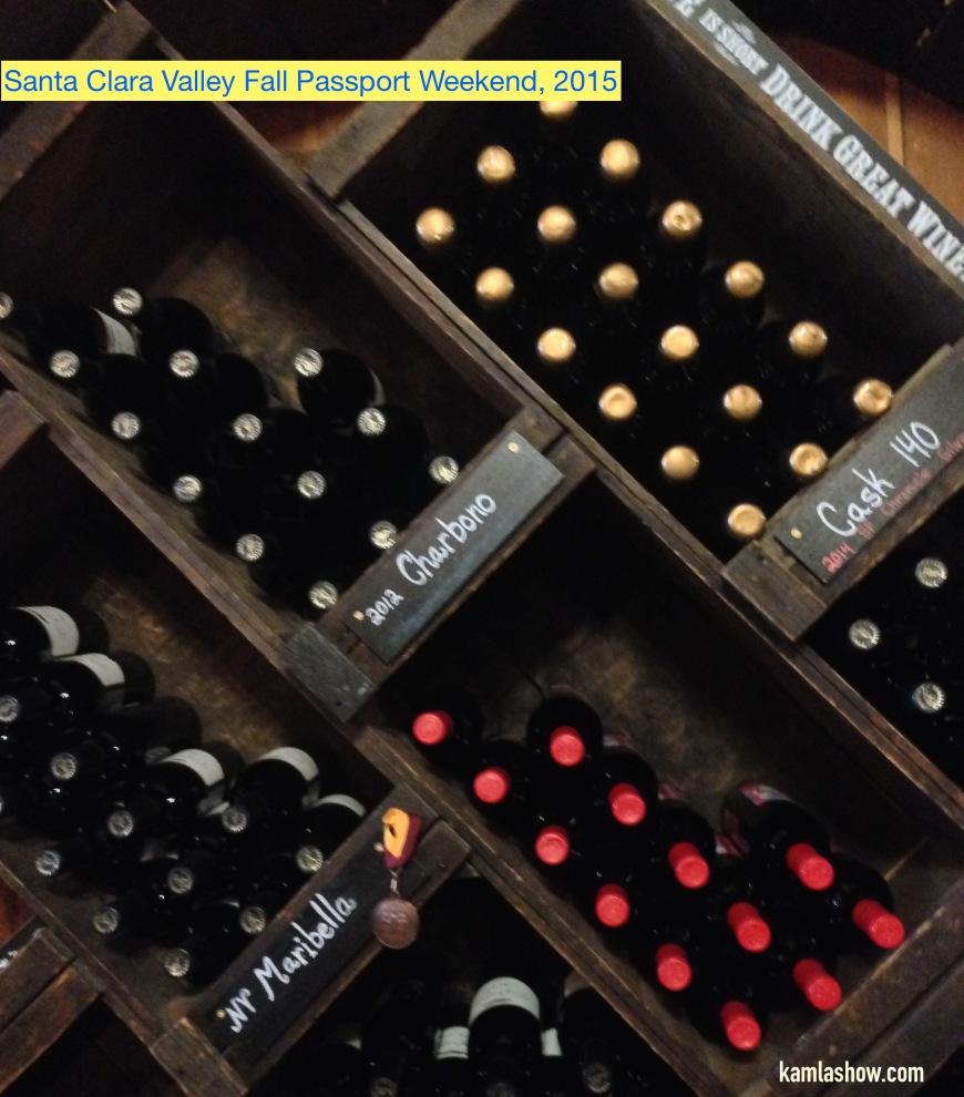 Santa Clara Wine Trail
