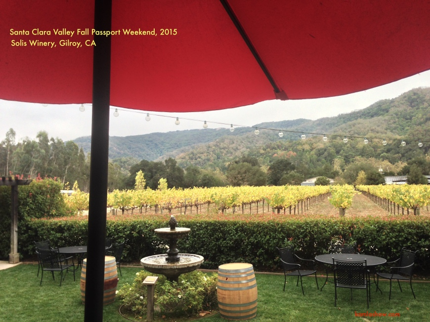 Santa Clara Wine Trail