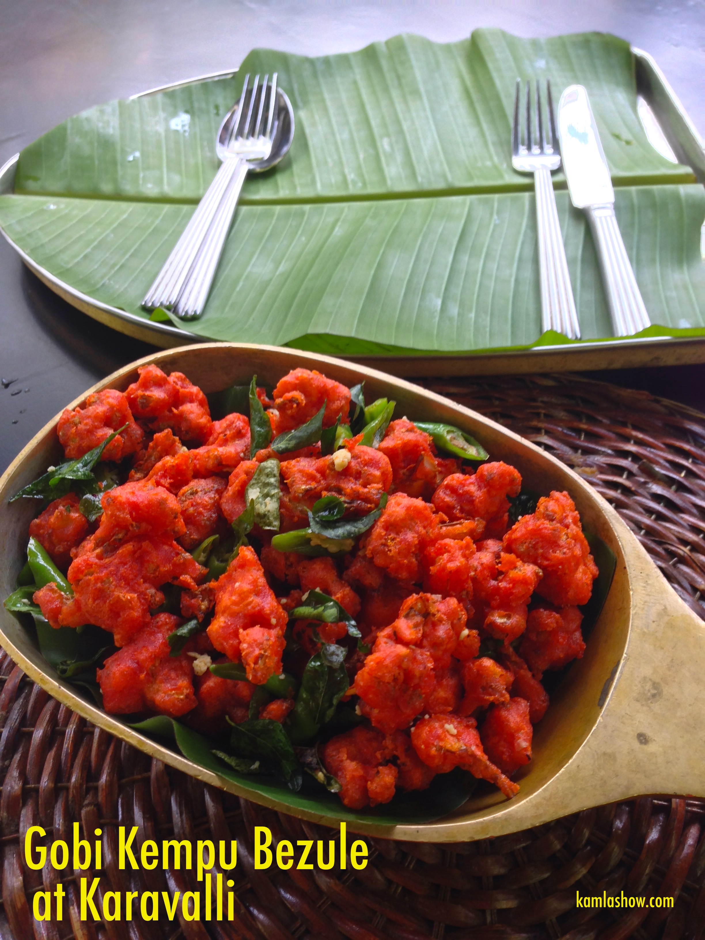 A bangalore must karavalli is a wonderful gateway to for Cuisine of kerala