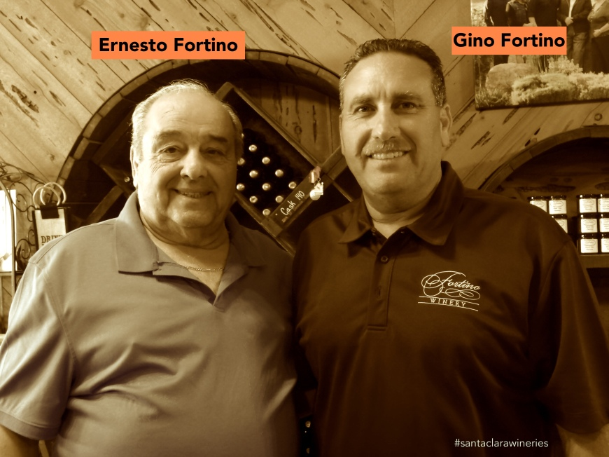 Fortinos of Fortino Winery