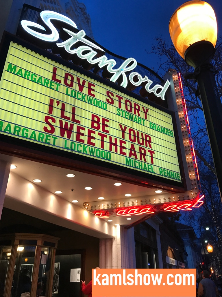 Stanford Theatre @Kamlashow.com