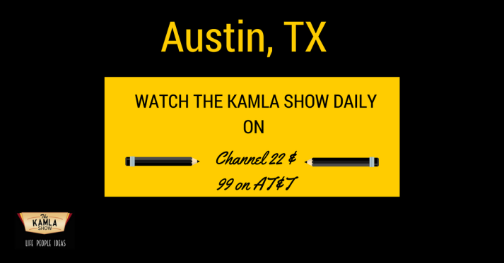 The Kamla Show in Austin,TX