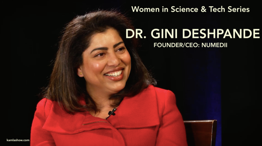 The Kamla Show Women in Science and Tech
